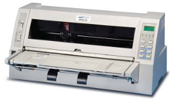 Accel 7450 F&I Forms Printer